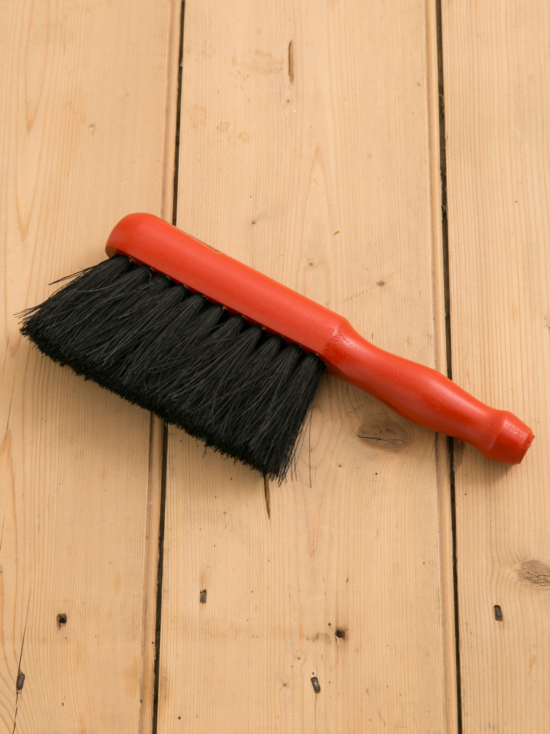 Red Handled Brush