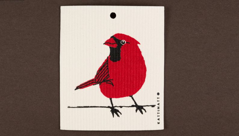 All Red Cardinal