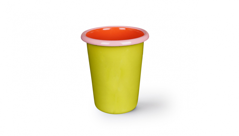 Tumbler Lime Coral