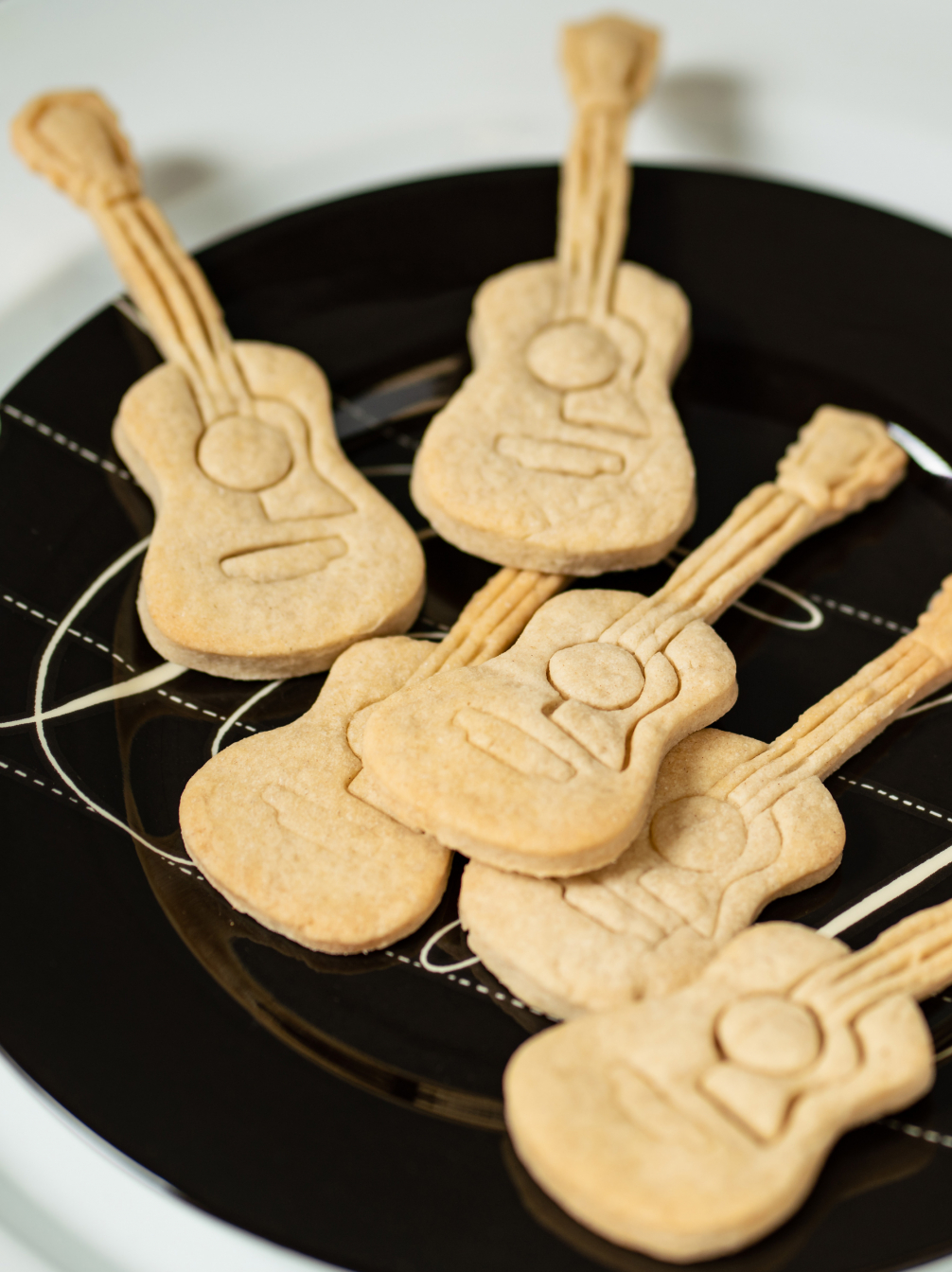 Guitar Biscuit Cutter