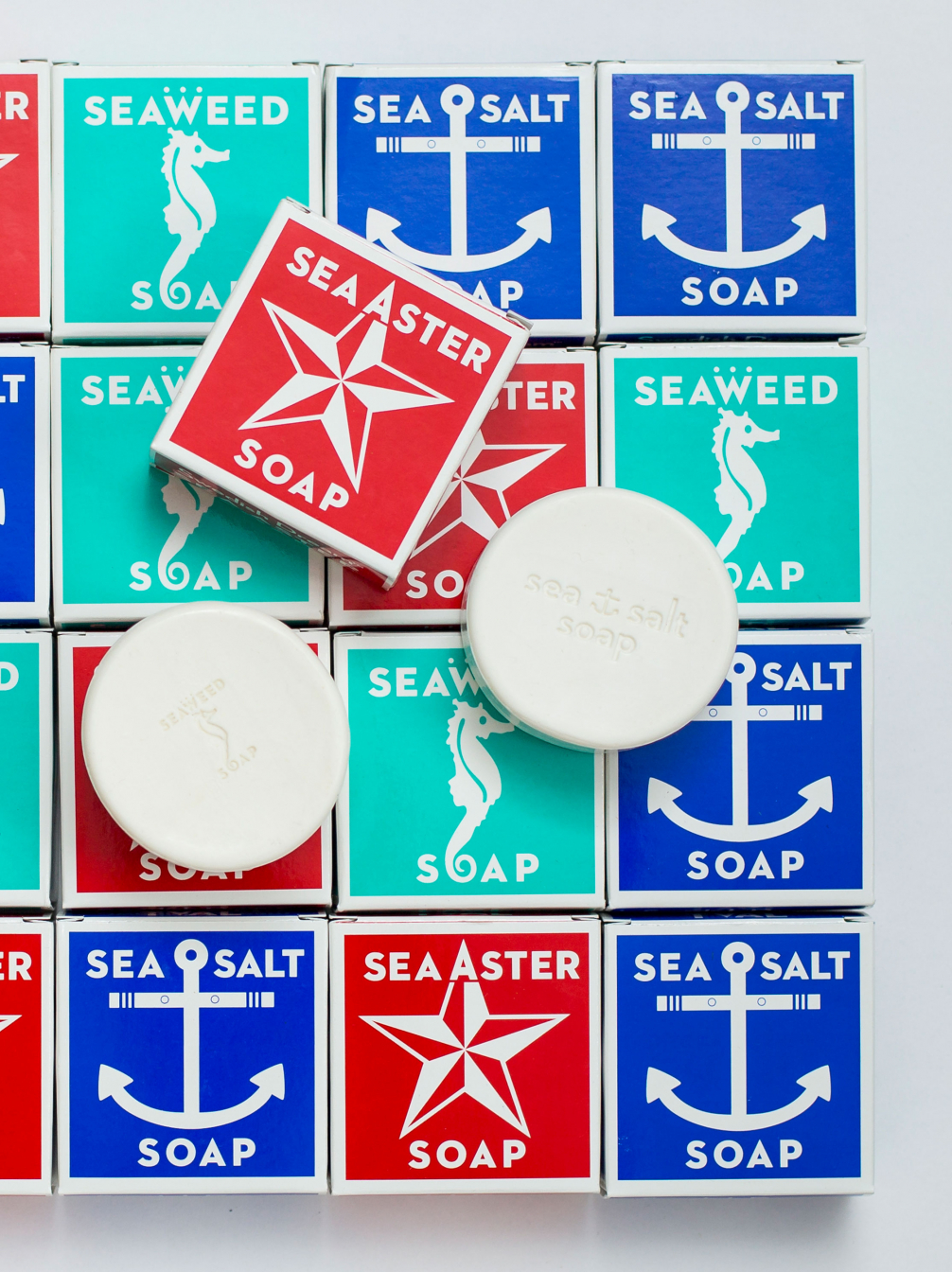 Sea Salt Toiletries