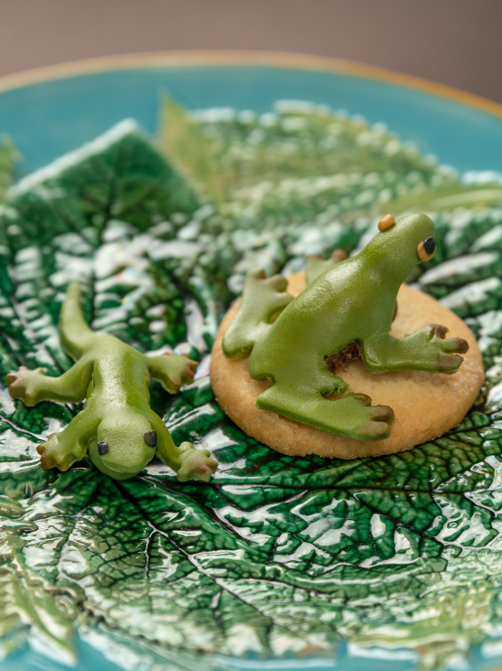 Lizard Biscuit Cutter