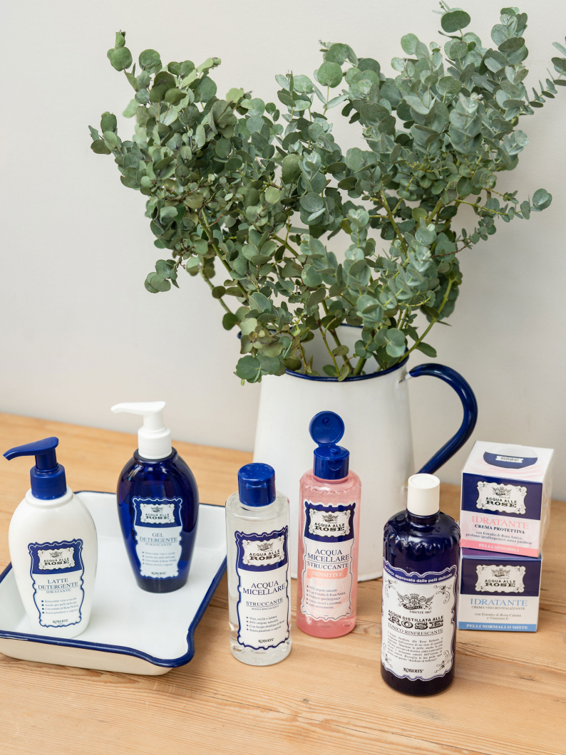 Roberts Acqua Alle Rose Toiletries