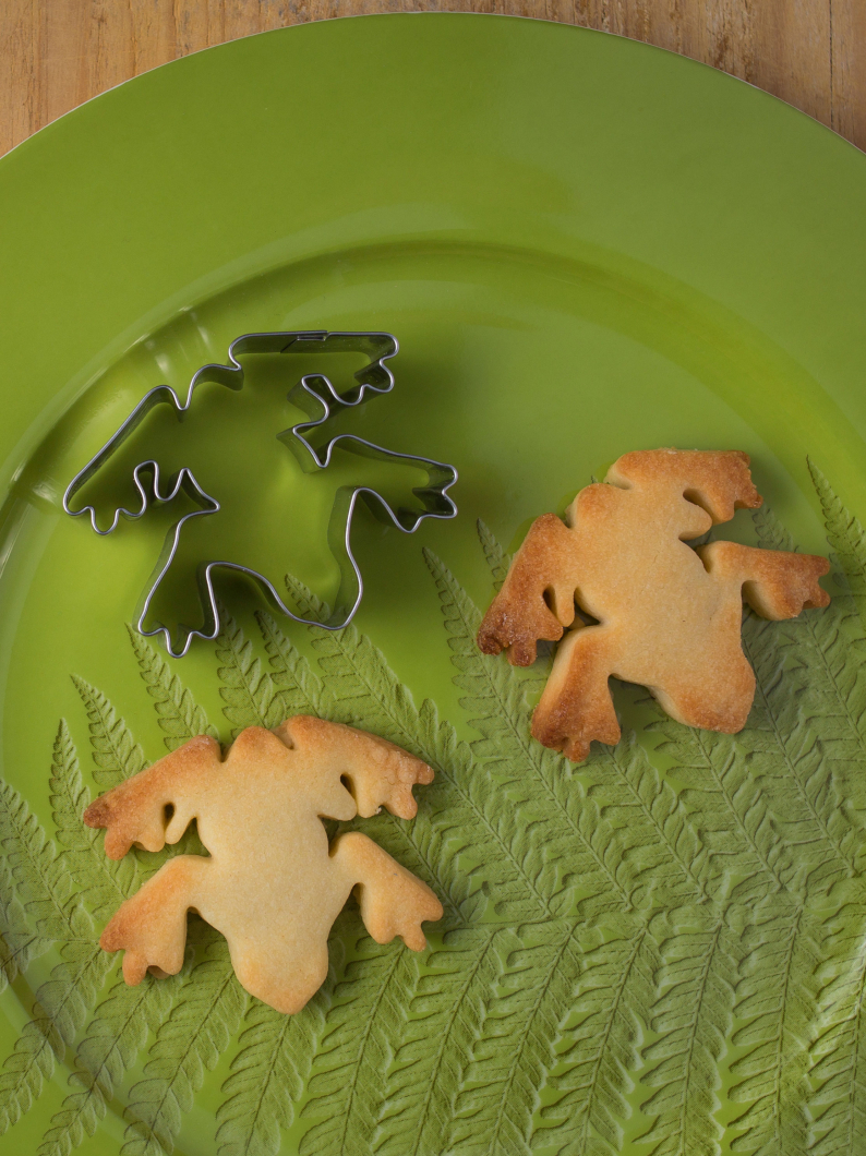 Frog Biscuit Cutter
