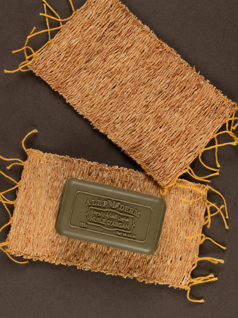 Vetiver Soap & Bath Mats
