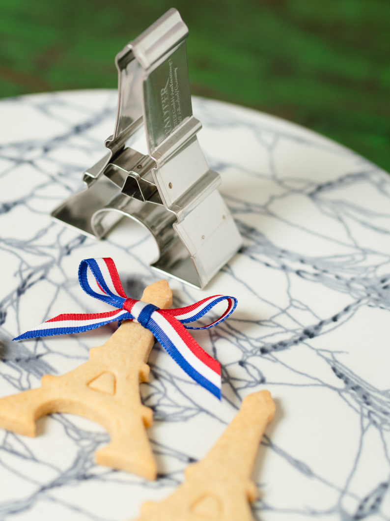 Eiffel Tower Biscuit Cutter
