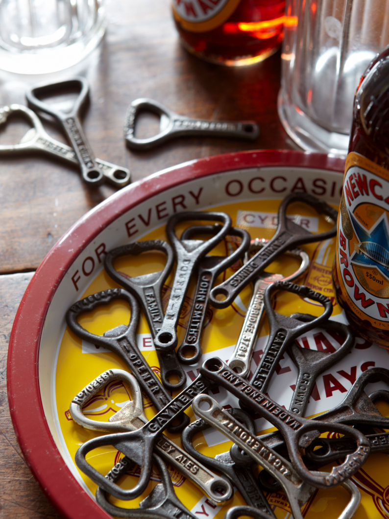 Old Bottle Openers