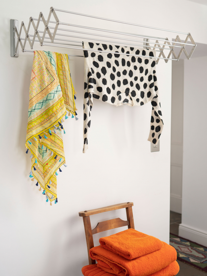 Folding Wall Mounted Clothes Airer