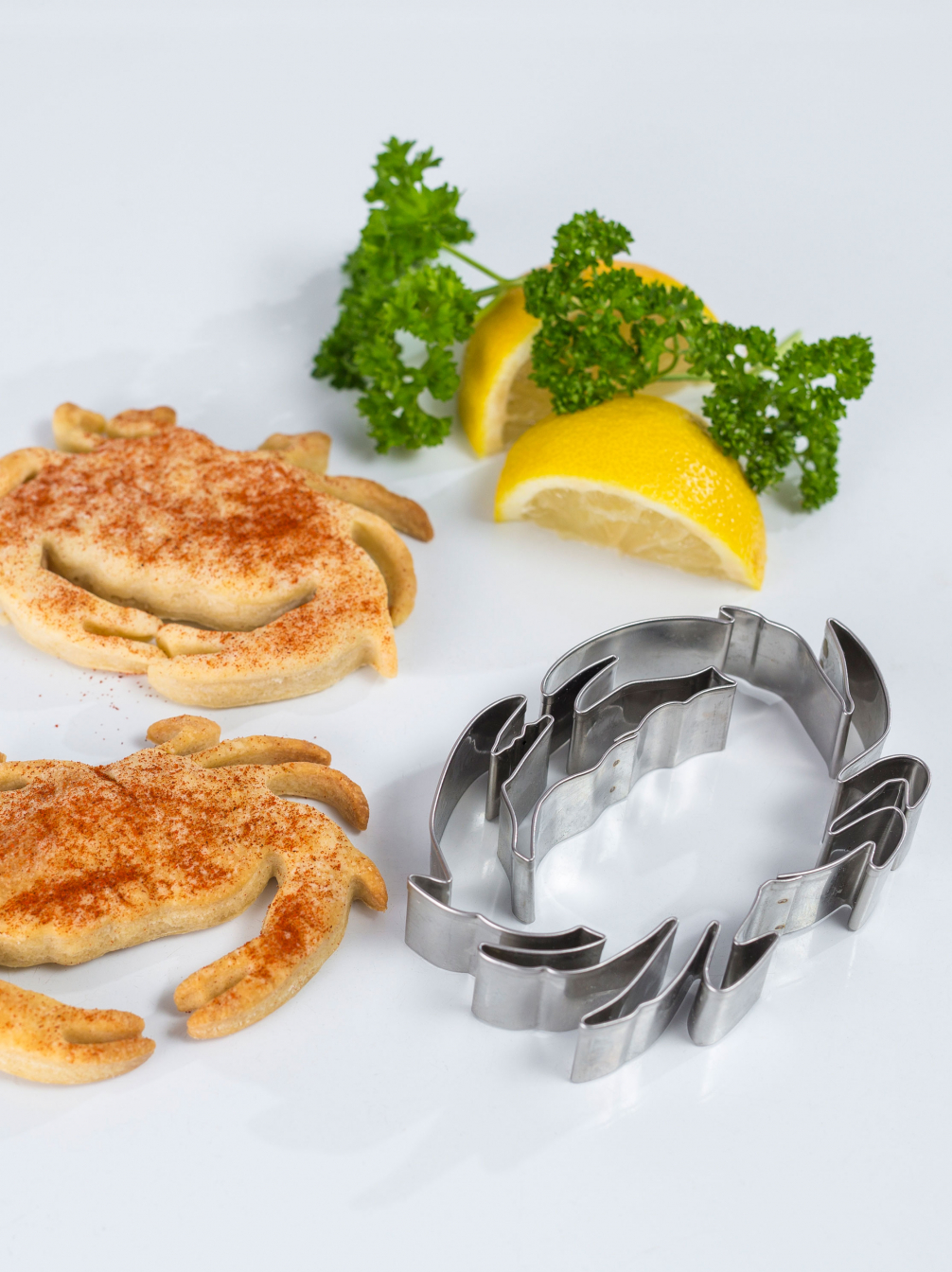 Crab Biscuit Cutter