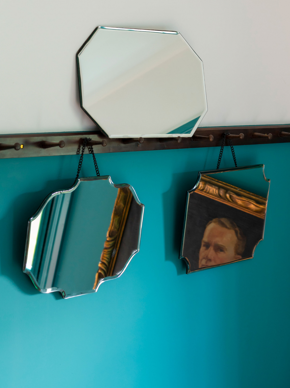 Bevelled Mirrors