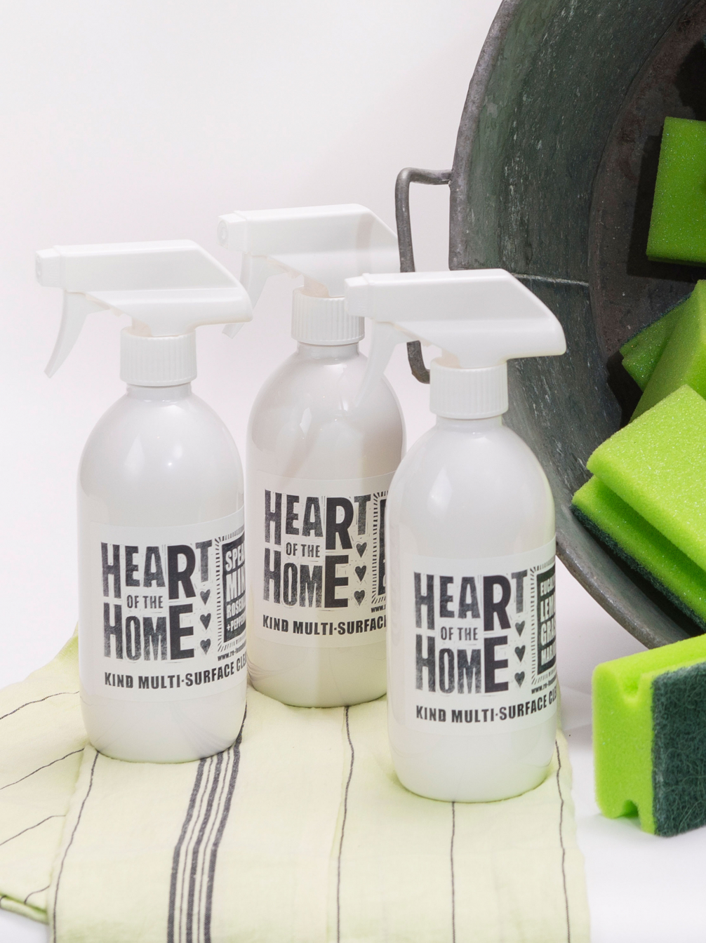 Heart of the Home Eco Cleaner
