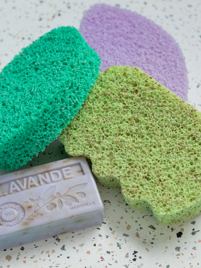 Scented Body Sponges