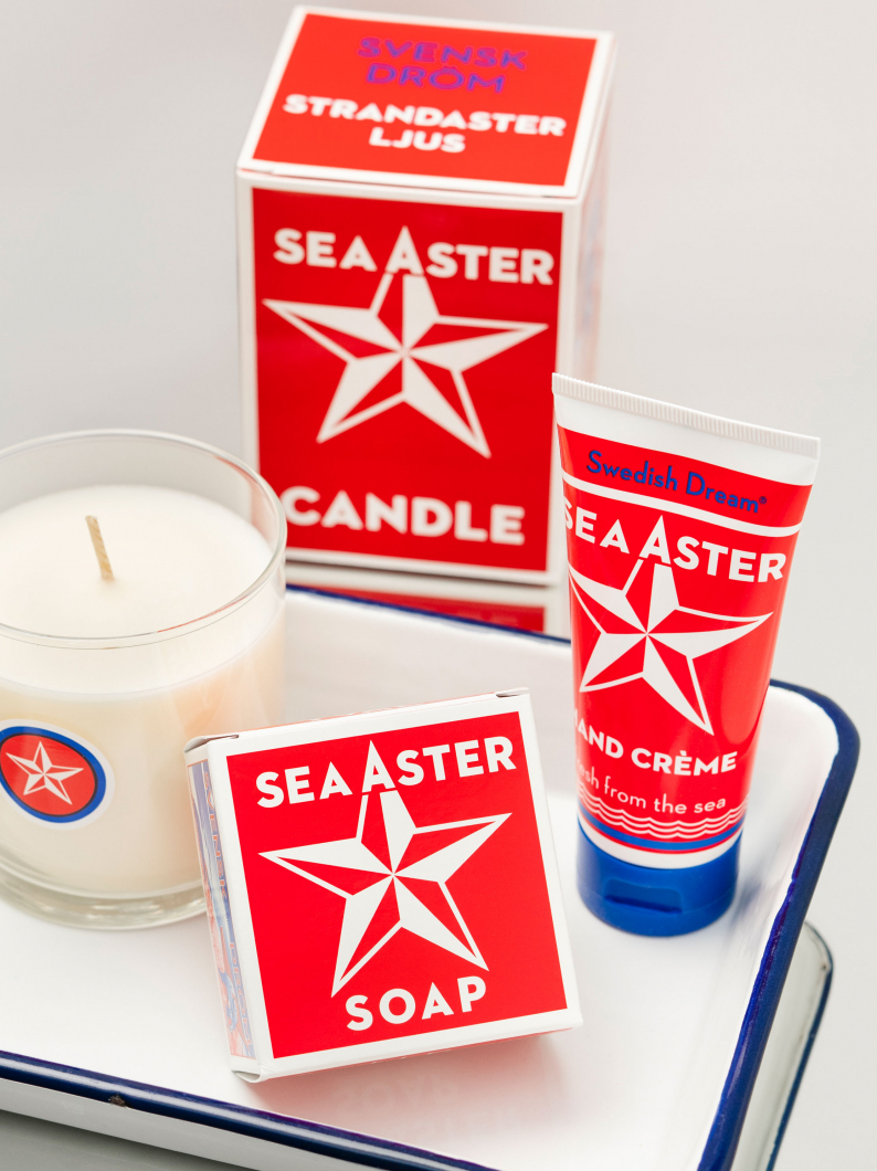 Sea Aster Toiletries