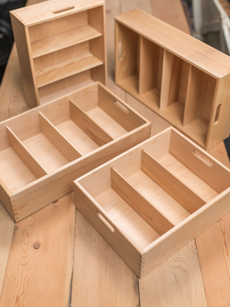 Sectional Trays