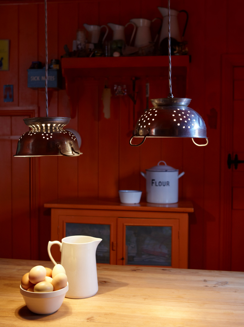 Old Colander Lights