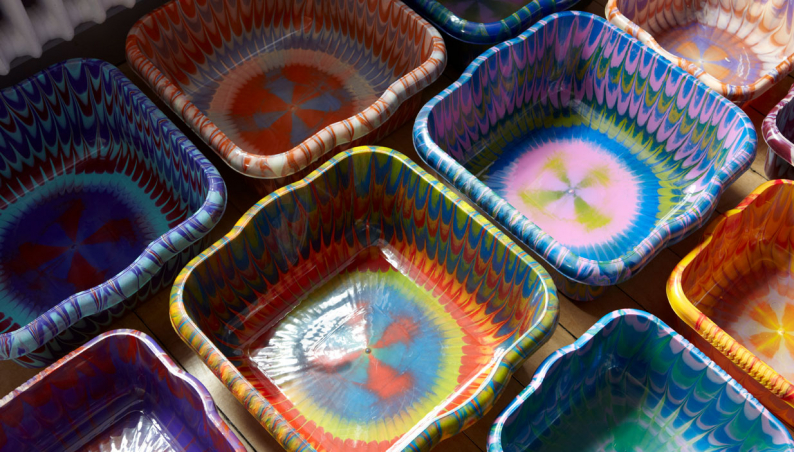 Recycled Plastic Washing Up Bowls