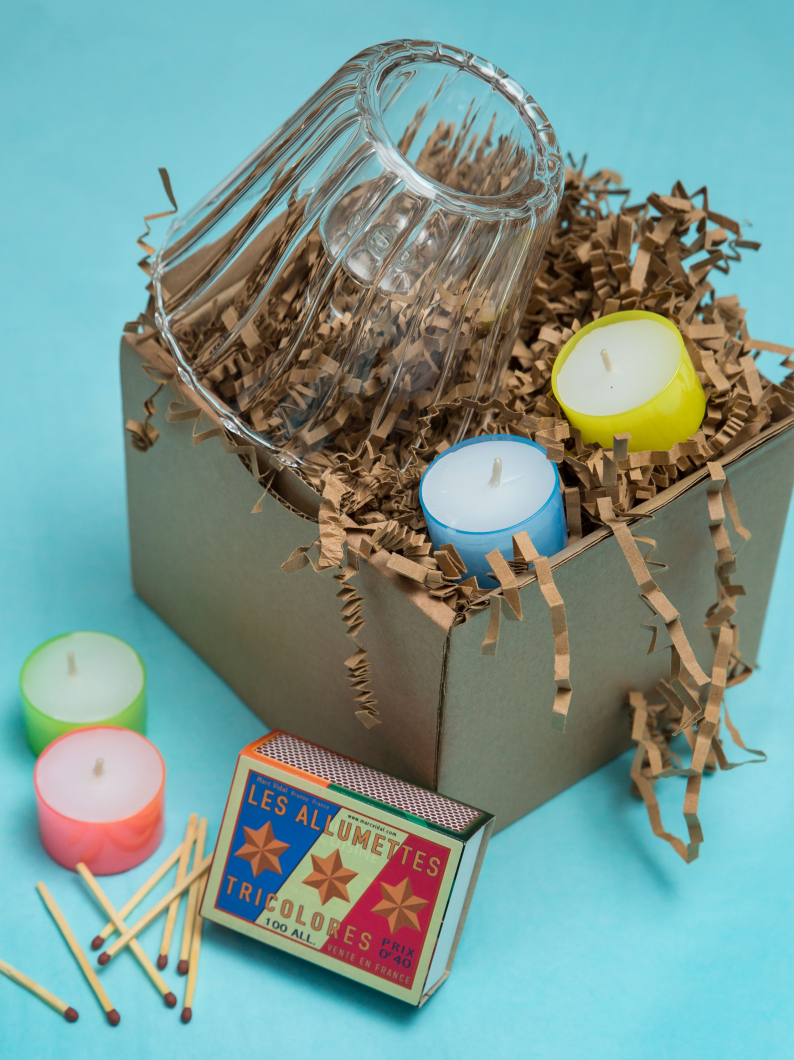 RE Candlelight Gift Box